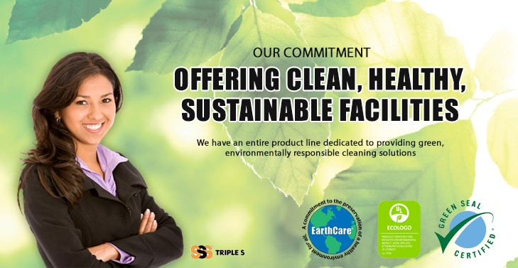 SSS Green Commitment