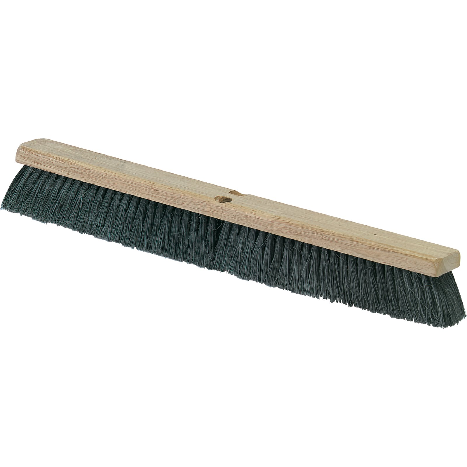 "36"" BLACK TAMPICO PUSH BROOM HEAD 6CS"