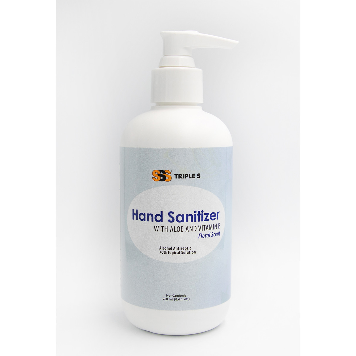 SSS HAND SANITIZER W/ ALOE 