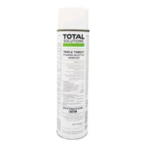 TOTAL SOLUTION TRIPLE THREAT AEROSOL FOAMING SELECTIVE