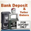 Bank Deposit & Teller Daters