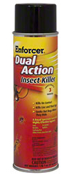 ENFORCER DUAL ACTION CRAWLING INSECT KILLER 12CS