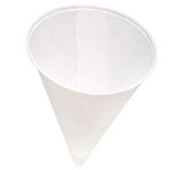 Cup: Cone / Water