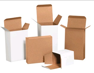 Chipboard Cartons / Pads