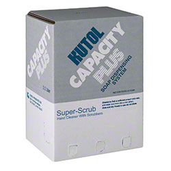 CAPACITY PLUS SUPER SCRUB W/SCRUBBERS 3.5L CARTRIDGE