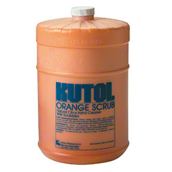 ORANGE SCRUB W/PUMICE 1 GAL FLAT TOP CITRUS 4CS