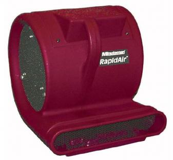 RAPID AIR A3S 3 SPEED AIR MOVER / CARPET DRYER