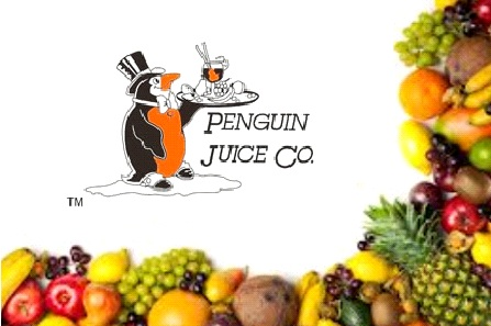 PENGUINE JUICE 100% JUICE BLEND CONCENTRATE MIXED