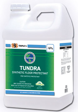 SSS TUNDRA SYNTHETIC FLOOR PROTECTANT 2.5GAL 2CS