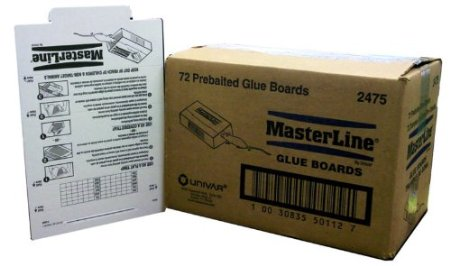 MASTERLINE MOUSE GLUE BOARD - 72CS