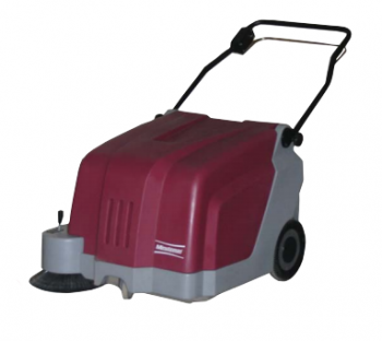 "25"" KLEEN SWEEP BATTERY OPERATED SWEEPER W/ BATTERIES"